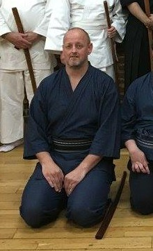 Jason Hulott Swordsman & Marketer