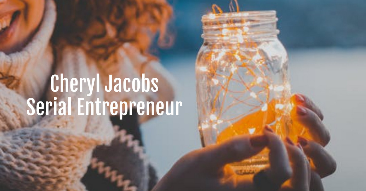 Cheryl Jacobs Serial Entrepreneur