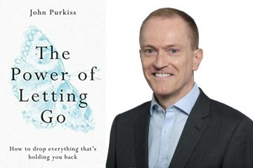 John Purkiss The Power of Letting Go podcast interview