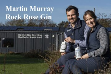 Martin Murray Rock Rose Gin Podcast Interview