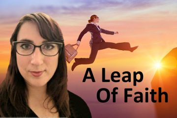 Tracey Rampling Brown : A Leap Of Faith podcast interview