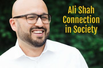 Ali Shah : TapeReel onnection in Society podcast interview