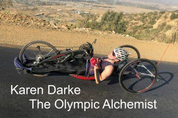 Karen Darke : Olympic Alchemist podcast interview