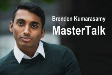 Brenden Kumarasamy podcast interview
