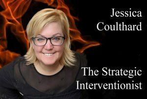 Jessica Coulthard : The Strategic Interventionist