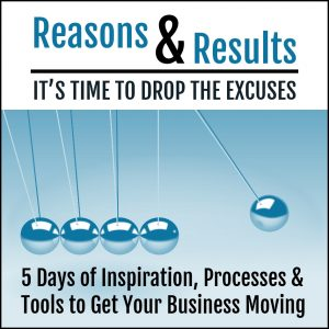 Reasons & Results - Life Passion & Business Event