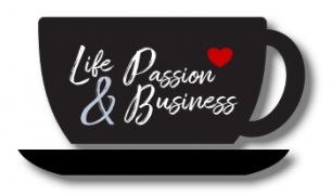 Life Passion & Business Podcast coffee link.