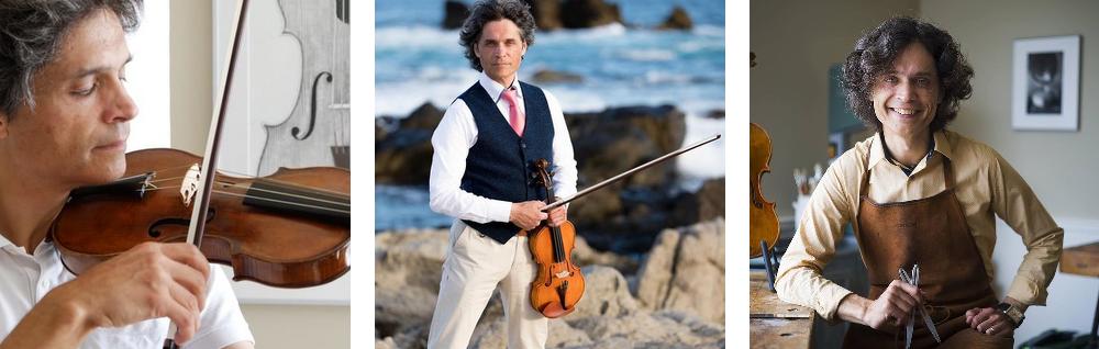 Dmitry Badiarov Violins