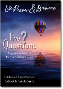 The Five Questions eBook Cover