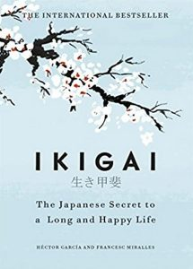 Books Paul recommends: Ikigai