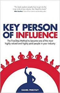 Books Paul recommends: Key Person of Influence