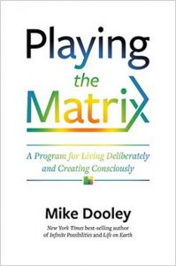 Books Paul recommends: Playing The Matrix