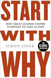 Books Paul recommends: Start With Why