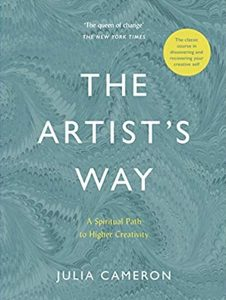 Books Paul recommends: The Artist's Way