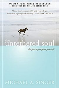 Books Paul recommends: The Untethered Soul