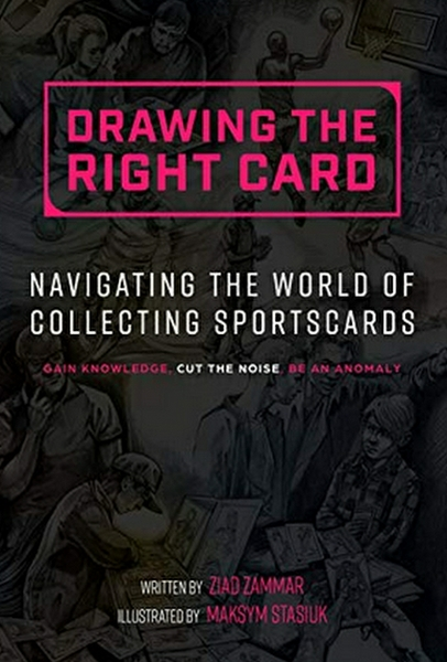 Book: Drawing The Right Card by Ziad Zammer