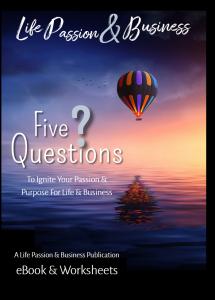 5 Questions eBook cover