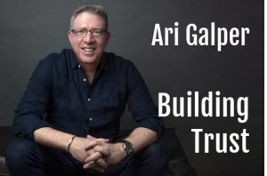 Ari Galper Building Trust podcast feature on Life Passion & Business