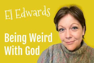 El Edwards Being Weird With God Podcast Interview Image for Life Passion & Business