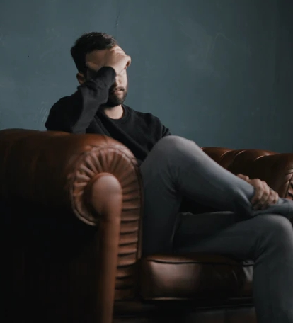 Male Midlife Challenge Crisis Depression