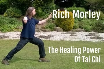 Rich Morley, Tai Chi on Life Passion & Business Podcast