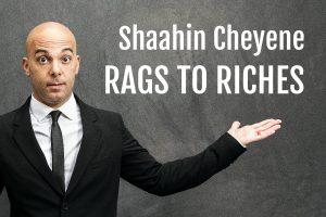 Shaahin Cheyene on Life Passion & Business Podcast